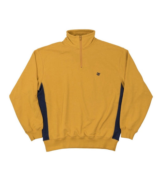 Bronze 56k Microdose 1/4 Zip Yellow
