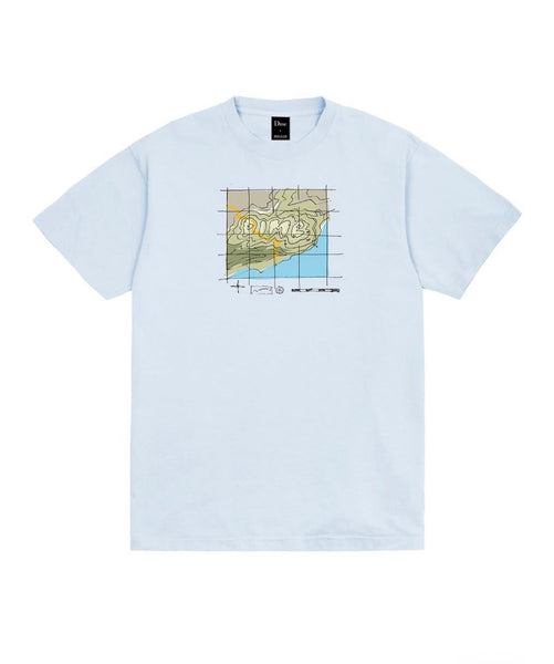 DIME Treasure Tee - Lt Blue