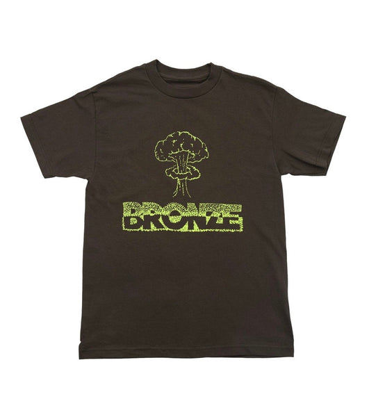 Bronze Atomic Tee - Brown