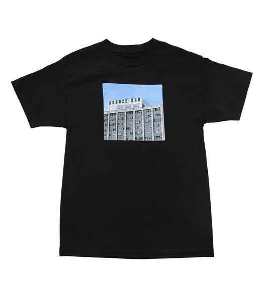 Bronze 56K City Tee - Black