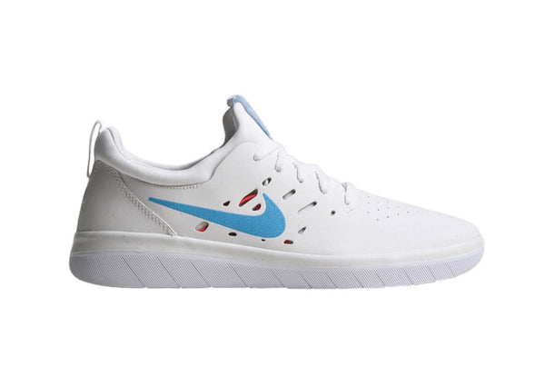 Nike SB Nyjah Free - Summit White/Lt Blue