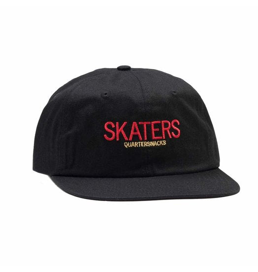 Quarter Snack Cap Skaters Black