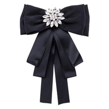 Load image into Gallery viewer, Posh Little Lady Black Tie Event -Black