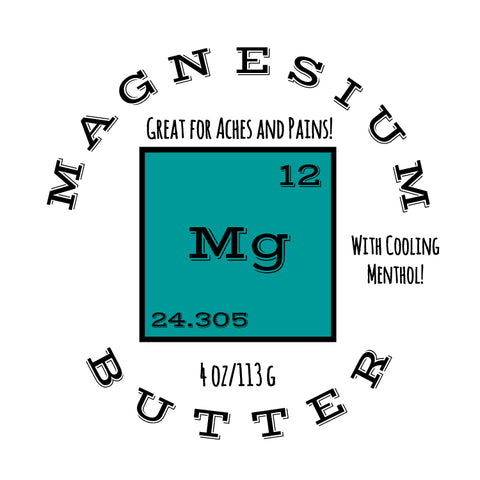 Magnesium Butter - idaho-soap-and-sundries
