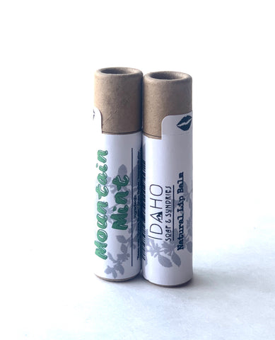 Mountain Mint Lip Balm
