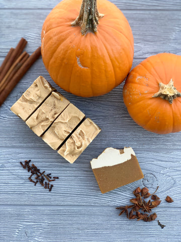 Pumpkin Pie Bar Soap