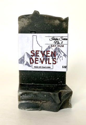 Seven Devils Bar Soap