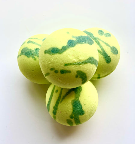 Lemongrass Nag Champa Bath Bomb 5OZ