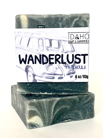 Wanderlust Patchouli Bar