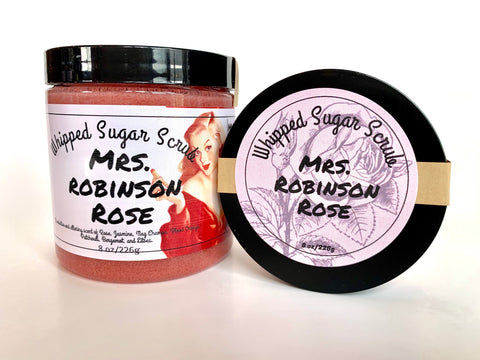 Mrs. Robinson Rose - idaho-soap-and-sundries