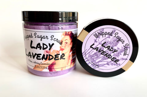 Lady Lavender - idaho-soap-and-sundries