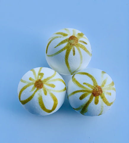 White Jasmine Bath Bomb 5OZ
