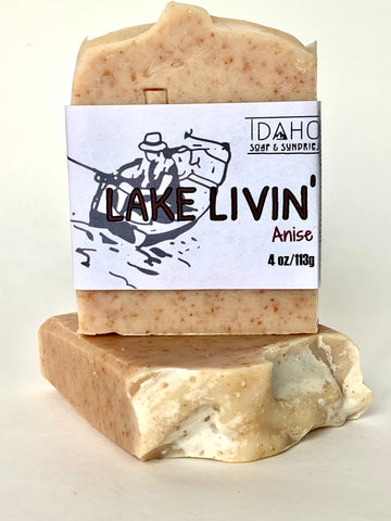 Lakeside Bar Soap
