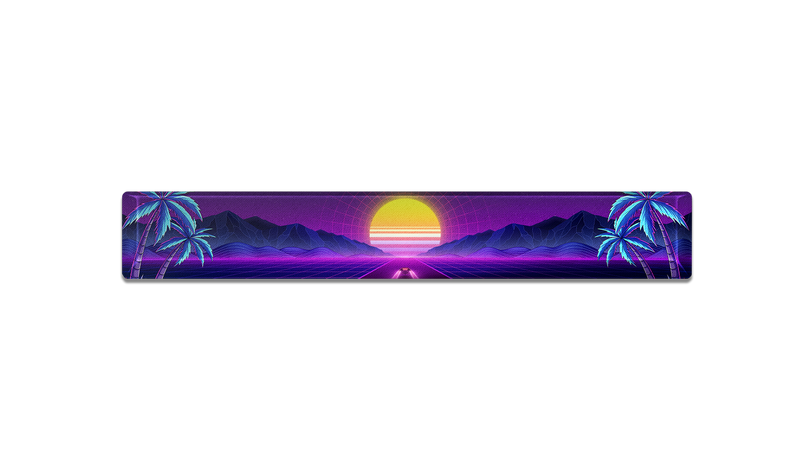 Retrowave Spacebar
