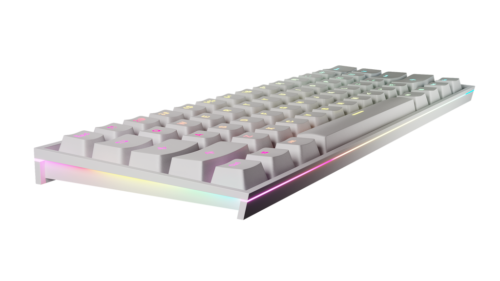 (COMING 2020) Matrix Sector 4 60% Keyboard White Edition