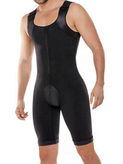 Large Size Male Bodysuit Shapewear Boyshort