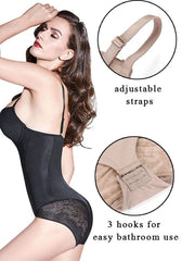 Push Up Bra Tummy Control Abdomen Slimming Body Shaper
