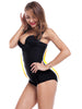 Plus Size Latex Women's Slimming Clip Bodysuit