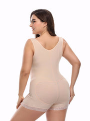 Shapewear - Slimming Body Control Waist Trainer With Plus Size