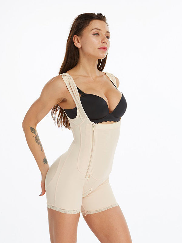Women Waist Slimming Shapers Bodysuit