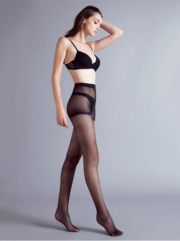 Women High Elastic Thin Tights  Sexy Pantyhose