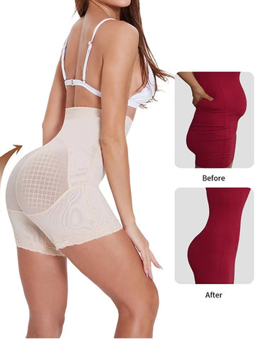 Slimming  Tummy  Underwear Women Butt Lifter