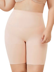 Women's Plus Size Tummy Control Panties
