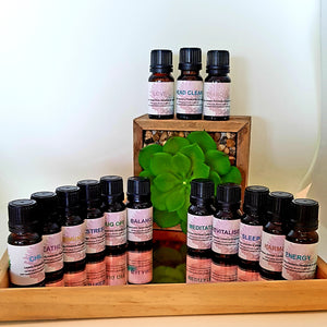 Revitalise 10ml Essential Oil Blend