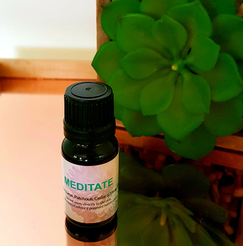 Meditate 10ml Essential Oil Blend