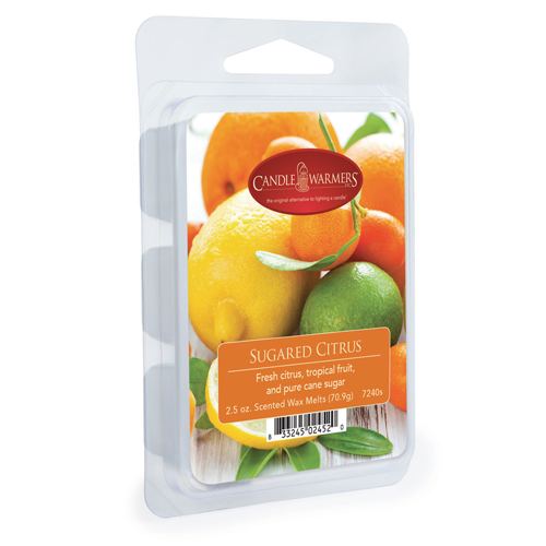 Sugared Citrus Wax Melts 2.5oz