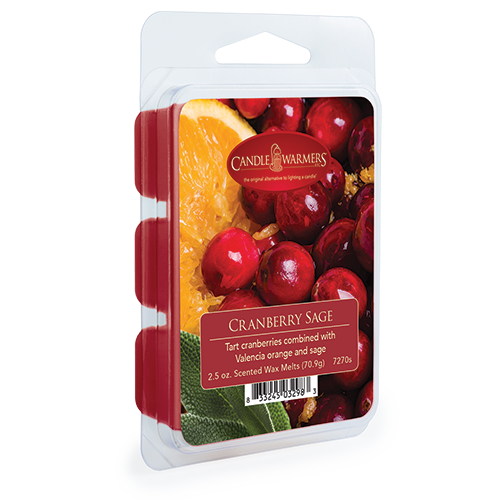 Cranberry Sage Wax Melts 2.5oz