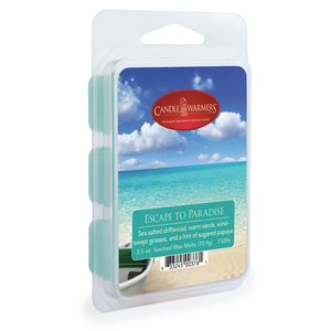 Escape to Paradise Wax Melts 2.5oz