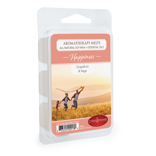 Happiness Aromatherapy Melt 2.5oz  - Coming Soon