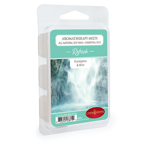 Refresh Aromatherapy Melt 2.5oz  - Coming Soon