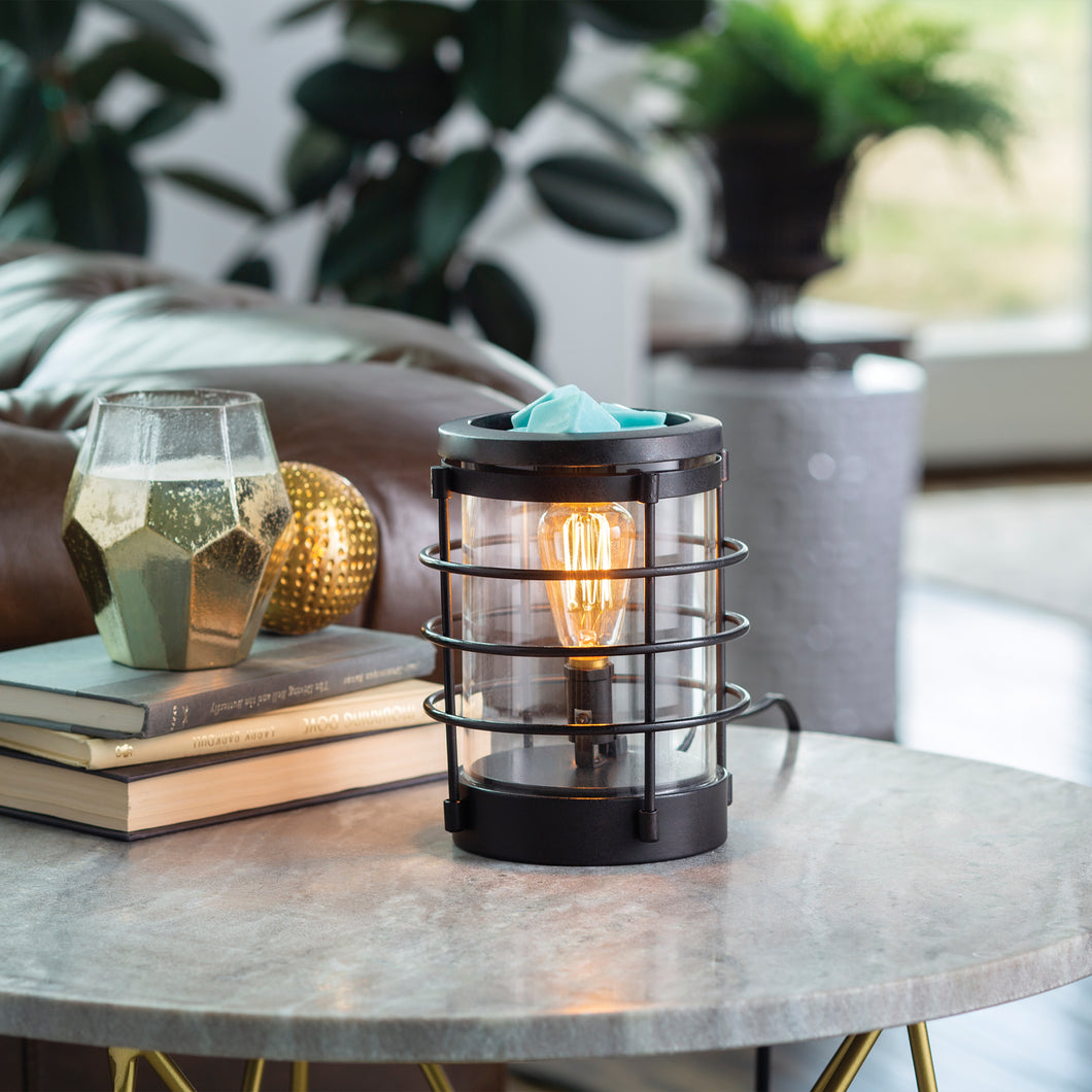 Coastal Edison Bulb Illumination Warmer