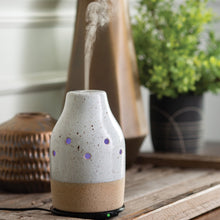 Load image into Gallery viewer, Rustic White Ultrasonic Aroma Diffuser