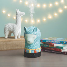 Load image into Gallery viewer, Llama Ultrasonic Aroma Diffuser