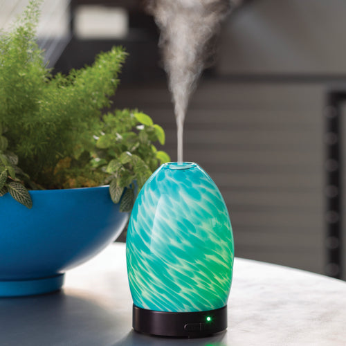Aegean Sea Ultrasonic Aroma Diffuser -RRP $69.95 Wholesale