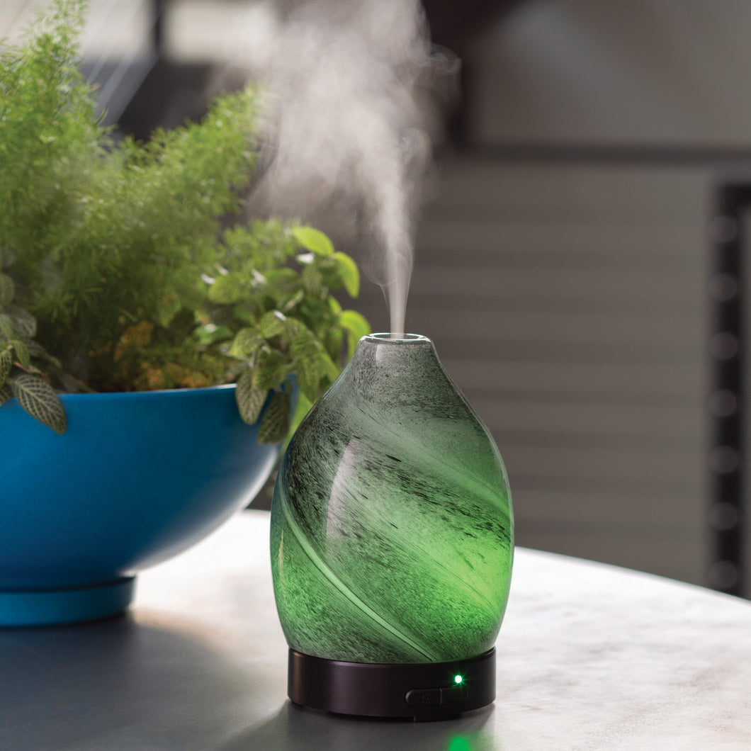 Obsidian Ultrasonic Aroma Diffuser - COMING SOON