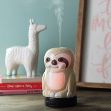 Load image into Gallery viewer, Sloth Ultrasonic Aroma Diffuser
