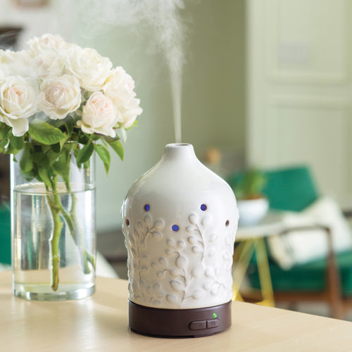 Willow Ultrasonic Aroma Diffuser