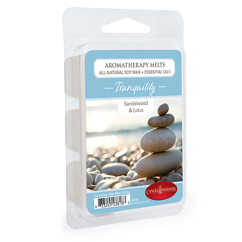 Tranquility Aromatherapy Melt 2.5oz - OUT OF STOCK