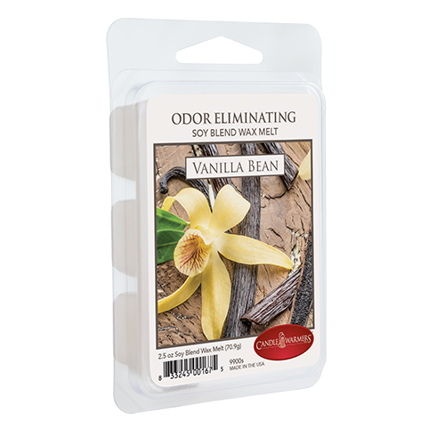 Vanilla Bean Odor Eliminating Melts 2.5oz - COMING SOON