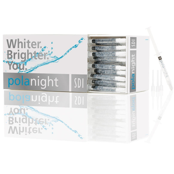 Polanight 16% Teeth Whitening Gel
