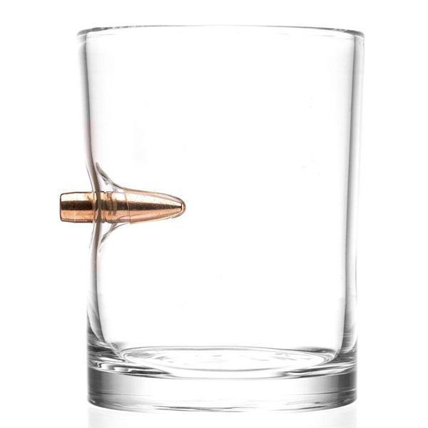 Bullet Drinking Glass (Various Sizes)