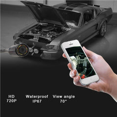Waterproof 720P Endoscope Camera for Smartphone