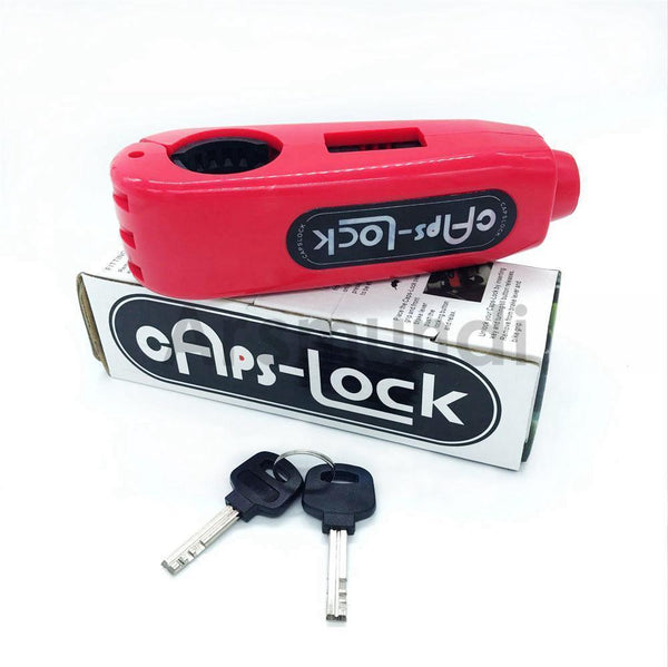 Universal Motorcycle Safety Brake Lock