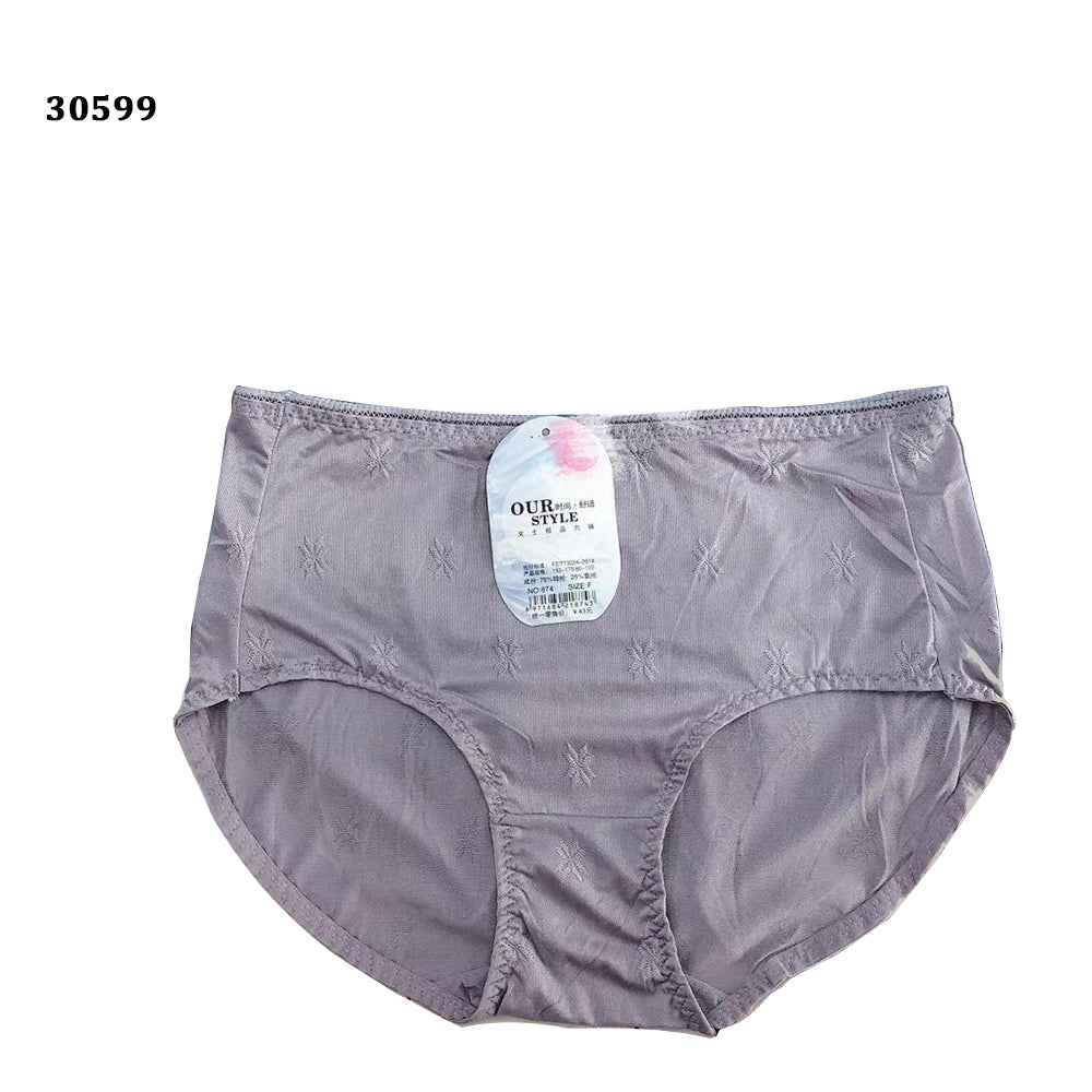 Light Purple Comfort Stretch Underwear