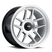"Revolve APVD No 1219 Wheel 18"" - Hyper Silver - Lowered Lifestyle"