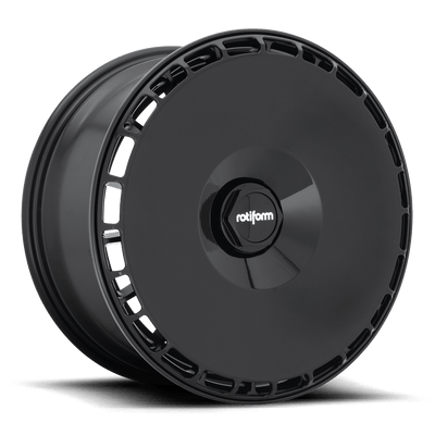 Rotiform AeroDisc - Black